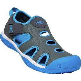 Keen Stingray Sandaler Unge, grå/blå